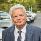 Max-Imdahl Gastprofessur: Joachim Gauck ist im Wintersemester 2019/2020 an der RUB. Bild: © Raimond Spekking / CC BY-SA 4.0 (via Wikimedia Commons) (https://commons.wikimedia.org/wiki/File:Maischberger_-_2019-08-14-7318.jpg), https://creativecommons.org/licenses/by-sa/4.0/legalcode