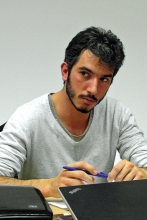 Humanistically motivated: Recently, Italian journalist, author, filmmaker and activist Gabriele del Grande was doing research near the Turkish-Syrian border. Fotoquelle: Wikimedia Commons, AWI